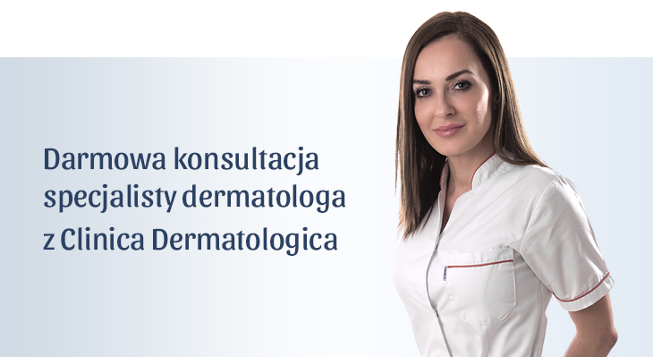 Darmowa konsultacja Dermatologa